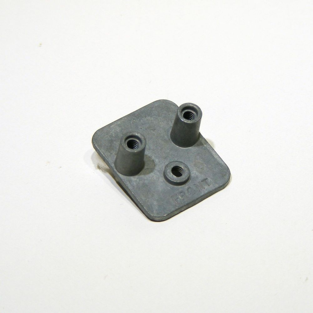 "Garrard  1/2"" Cartridge Mounting Plate, long post"
